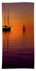 Tranquility Bay Hand Towel