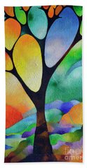 Tree Of Joy Hand Towel