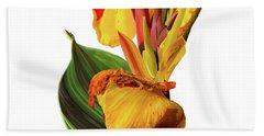 Tropical Bouquet-flower One Hand Towel