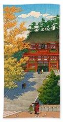 Tsuruokahachimangu - Top Quality Image Edition Bath Towel