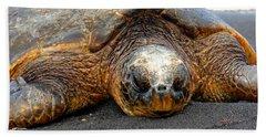 Turtle Rest Stop Bath Towel