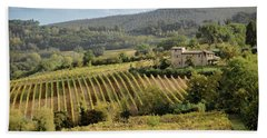 Tuscan Valley Hand Towel