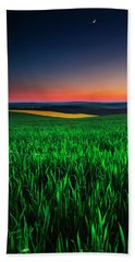 Twilight Fields Hand Towel