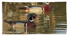 Two On The Move Bath Towel