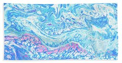 Under The Sea In Hawaii Bath Towel