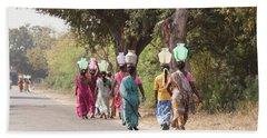 Rural India Hand Towel