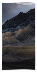 Utah Mountainside Hand Towel