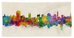 Vassar New York Skyline Hand Towel