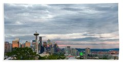 View From Queen Anne, Hand Towel