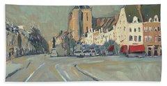 View To Boschstraat Maastricht Bath Towel
