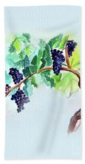Vine And Branch Hand Towel