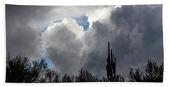 Hand Towel featuring the photograph Visions Beyond by Rick Furmanek