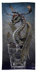 Vodka Dragon Bath Towel