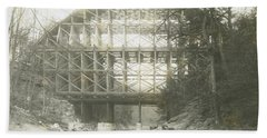 Walnut Lane Bridge Hand Towel