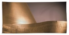 Walt Disney Concert Hall Bath Towel