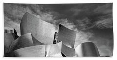 Walt Disney Concert Hall - Los Angeles Bath Towel