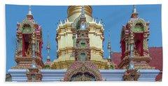 Wat Ban Kong Phra That Chedi Base Dthlu0502 Bath Towel
