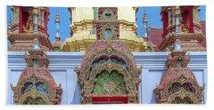 Wat Ban Kong Phra That Chedi Windows Dthlu0503 Hand Towel