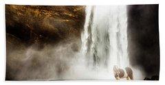 Waterfall #1 Bath Towel