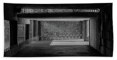 West Park Underpass Bath Towel