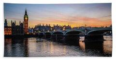 Westminster Sunset Bath Towel
