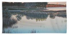 Wetland Reverie Bath Towel
