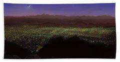 When Tucson's Lights Flicker On Hand Towel