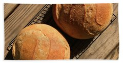 White And Rye Sourdough S's Hand Towel