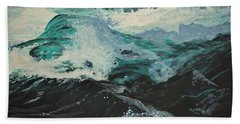 Whitewater Hand Towel