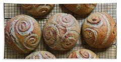 Whole White Wheat, Flax And Rye Sourdough X 7 Hand Towel