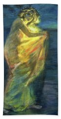 Woman Clothed With The Sun, 1904 Bath Towel