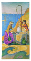Women At The Well - Digital Remastered Edition Hand Towel