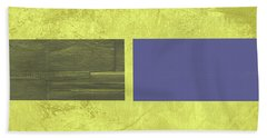 Yellow Mist IIi Hand Towel