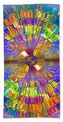 You Are Already A Kaleidoscope On The Inside Hand Towel
