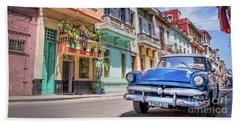 Havana Cuba Bath Towels
