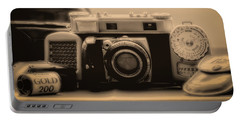 A Kodak Moment Portable Battery Charger