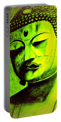 Asian Buddha Portable Battery Charger