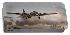 B17- 'airborne' Portable Battery Charger