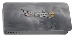 B24 Liberator  446th Bomb Group Portable Battery Charger