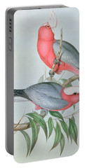 Birds Of Asia Portable Battery Charger