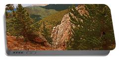 Colorado Rockies Vista Portable Battery Charger