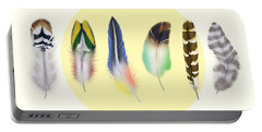 Feathers 2 Portable Battery Charger