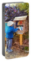 Alameda  Little Free Library Portable Battery Charger