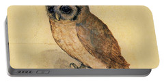 Little Owl Portable Battery Charger