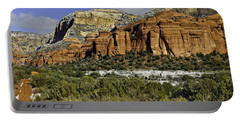 Red Rock-secret Mountain Wilderness Portable Battery Charger