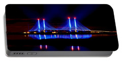 Reflecting Bridge - Indian River Inlet Bridge Portable Battery Charger