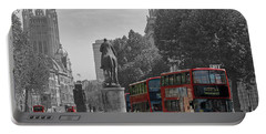 Routemaster London Buses Portable Battery Charger
