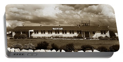 The Fort Ord Station Hospital Administration Building T-3010 Building Fort Ord Army Base Circa 1950 Portable Battery Charger