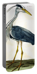 The Heron  Portable Battery Charger by Peter Paillou