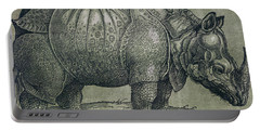 The Rhinoceros Portable Battery Charger